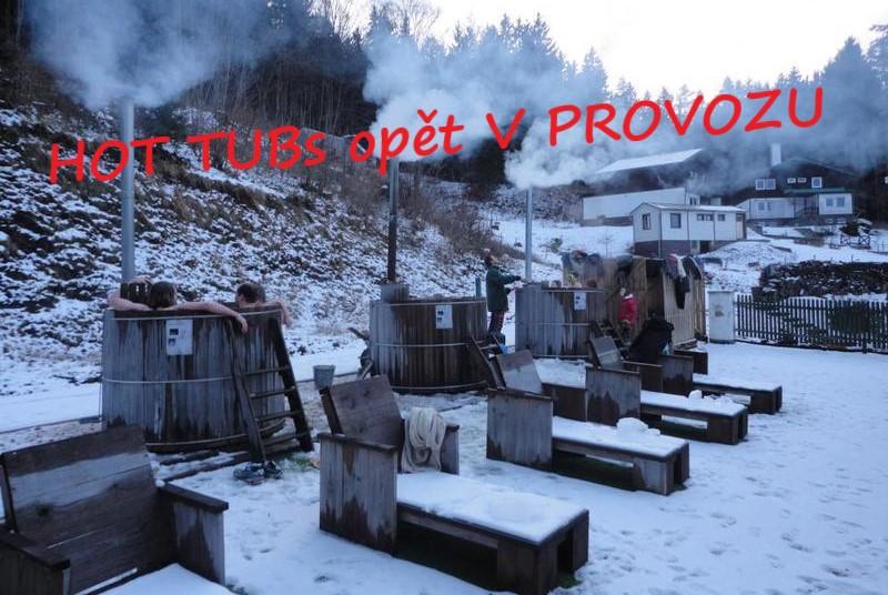 hot tubs, wellness, Podkrkonoší