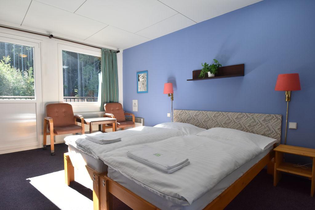 Bungalov - ložnice