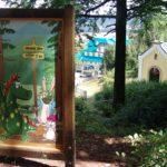 Lesní stezka Pod Zvičinou, zábava pro děti